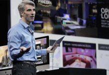 Craig Federighi endosse désormais le rôle de chef de l'équipe en charge de Siri