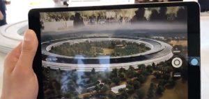 Découvrez l'Apple Park en réalité augmentée ! [Vidéo]