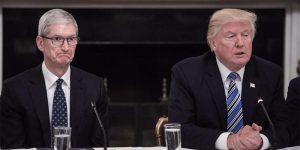 Dreamers : Tim Cook se dit consterné par la mesure prise par Trump