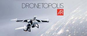 DroneTopolis : un drone à piloter partout en réalité augmentée grâce à ARKit