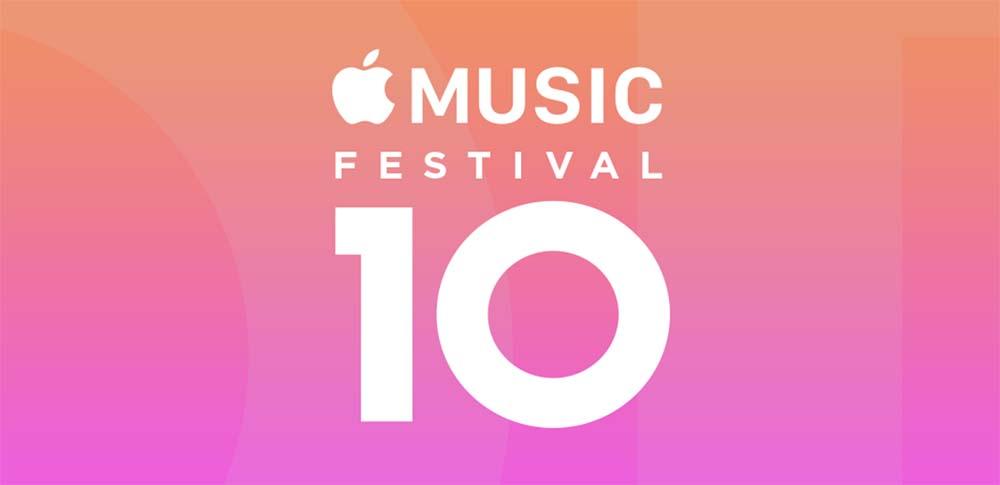 Festival de musique à Londres : Apple arrête les frais après 10 ans d'activité