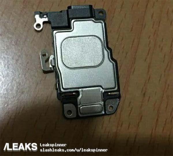 Fuite de pièces détachées de l'iPhone Edition [Photos]