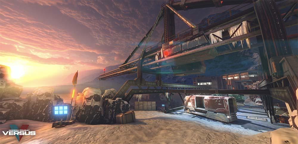 Gameloft :Modern Combat Versus arrive bientôt sur iOS !