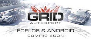 GRID Autosport Mobile bientôt sur l'App Store [Trailer]