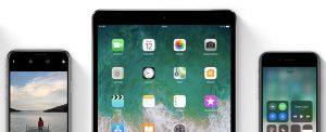 Mauvais démarrage pour iOS 11 avec un taux d'installation de seulement 25%