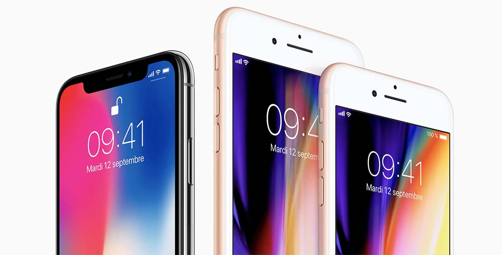 iPhone 8 / 8 Plus : Apple commence à préparer les expéditions