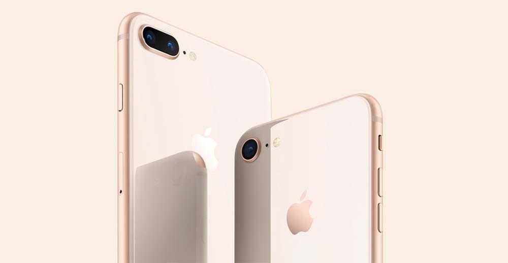 iPhone 8 / 8 Plus : bientôt en précommande chez Orange