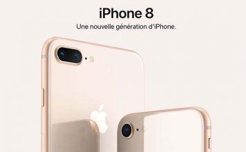 iPhone 8 / 8 Plus en précommande chez Apple, Boulanger, Darty, Fnac
