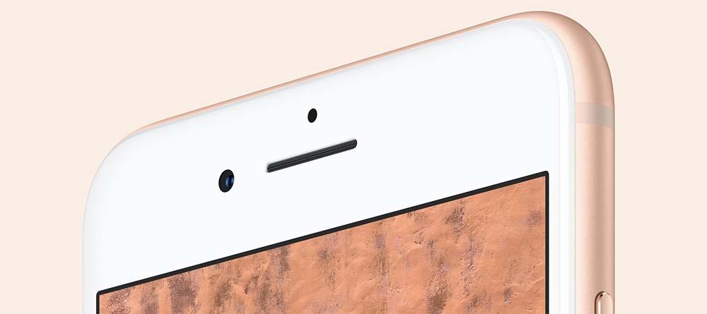 iPhone 8 : Apple prépare un correctif pour les grésillements du haut-parleur