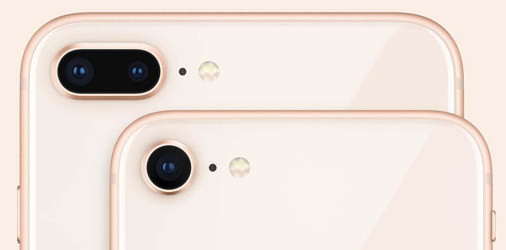 Les iPhone 8 et iPhone 8 Plus sont en tête du classement DxOMark