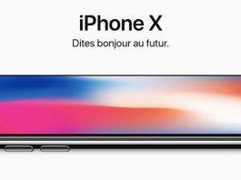 iPhone X : une indisponibilité jusqu'en février ou mars 2018 !