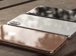 iPhone X : peu de stock au lancement, et un retard pour la teinte Blush Gold