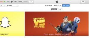 iTunes 12.7 : Apple supprime l'onglet App Store !