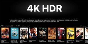 iTunes : Apple ajoute une section dédiée aux films 4K