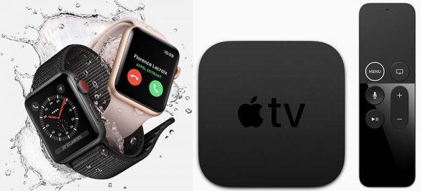 pr commande apple tv 4k et apple watch series 3 chez apple. Black Bedroom Furniture Sets. Home Design Ideas