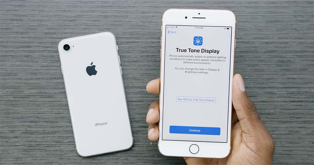 Assistons au premier déballage des iPhone 8 et iPhone 8 Plus [Vidéo]