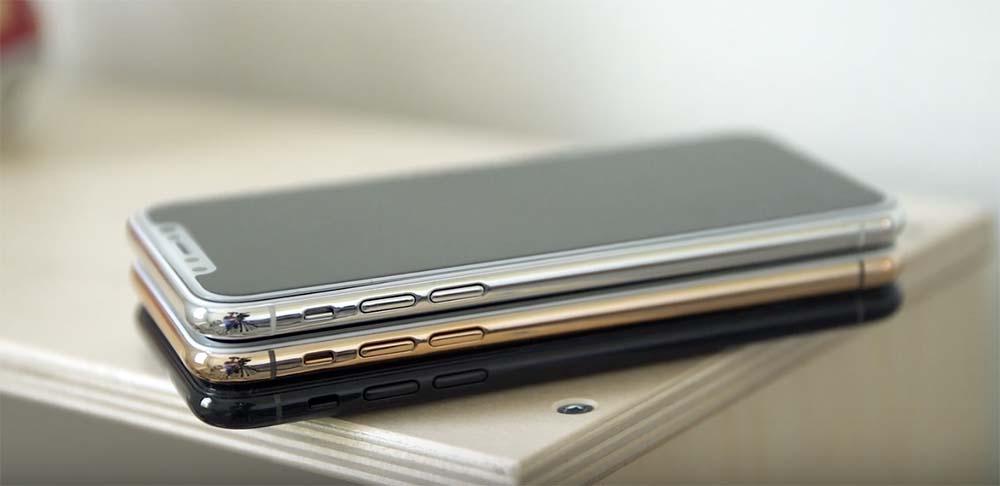 Voici les trois possibles prix de l'iPhone 8 avec 64 / 256 / 512 Go de stockage