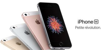 Promo : iPhone SE de 128 Go neufs à 399,99 € !