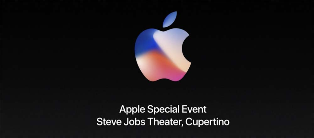 Revivez la keynote iPhone X / iPhone 8 en vidéo