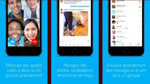 Skype ne fonctionne pas sur iPhone 8 (Plus), un correctif est prévu