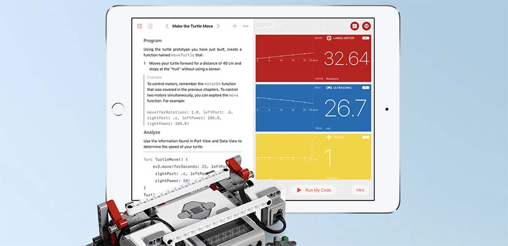 Swift Playgrounds passe ce soir en version 1.6 et TestFlight en 2.0.0