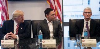 Tim Cook prend position face à Donal Trump au sujet des « Dreamers »