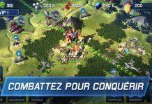 Gameloft lance le jeu War Planet Online: Global Conquest