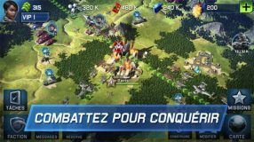 Gameloft lance le jeu War Planet Online: Global Conquest