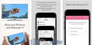 AirBeamTV propose d'utiliser le mode miroir de l'iPhone directement sur une TV Samsung