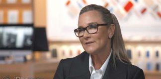 Angela Ahrendts : Apple n'essaiera pas de pousser les clients à acheter l'iPhone X