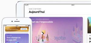 App Store : la section « App du jour » augmente les téléchargements de 2 000% !