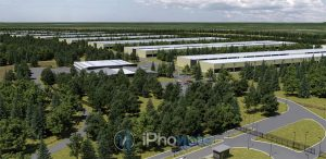 Apple a reçu l'autorisation de construire son Data Center en Irlande