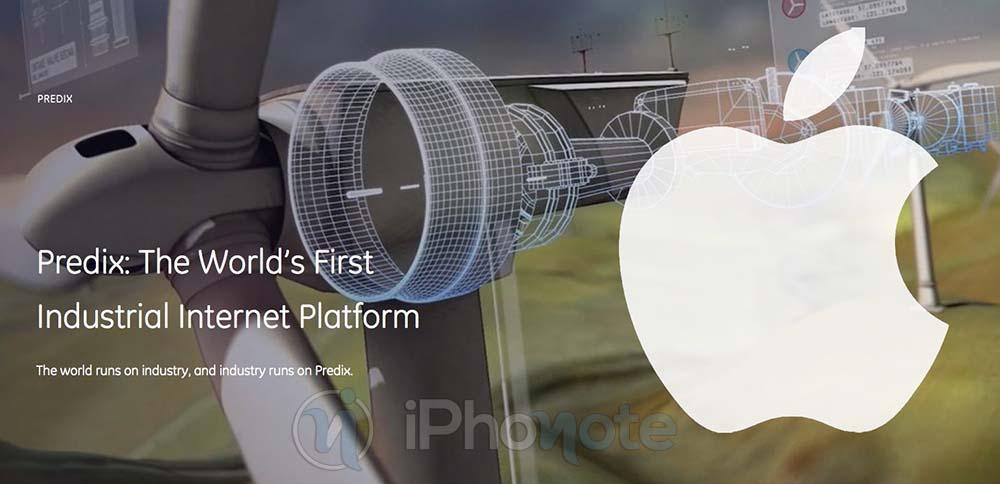 Apple et General Electric s'associent pour créer des apps iOS dédiées au secteur industriel