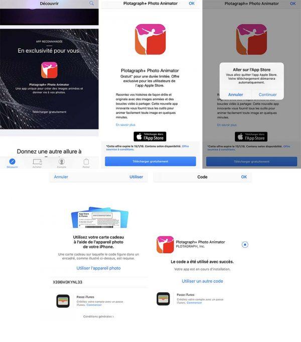 Apple vous offre l 39 application plotagraph pour cr er de for Agrandir fenetre mac
