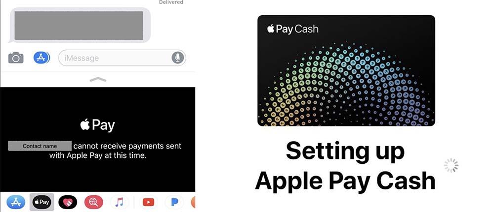 Apple Pay Cash : les employés testent le système en interne sous iOS 11.1