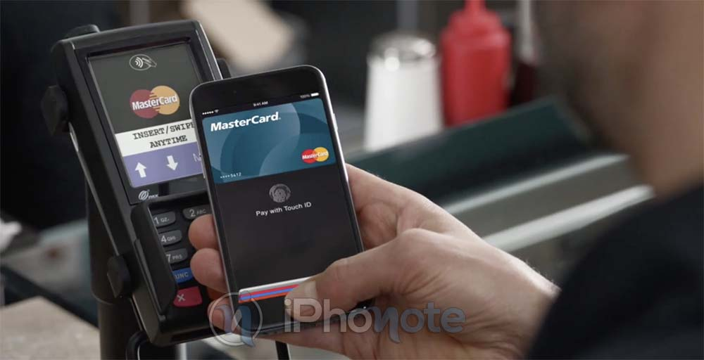 Apple Pay arrive bientôt en Hollande et en Pologne