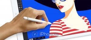 L'Apple Pencil pourrait être compatible avec l'iPhone en 2019
