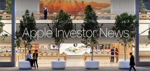 Apple : les résultats du Q4 2017 prévus le 2 novembre