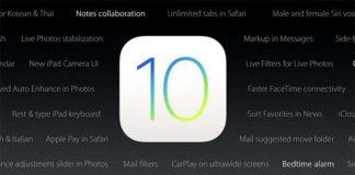 Apple signe de nouveau iOS 10.3.3 pour l'iPhone 6s, downgrade possible depuis iOS 11