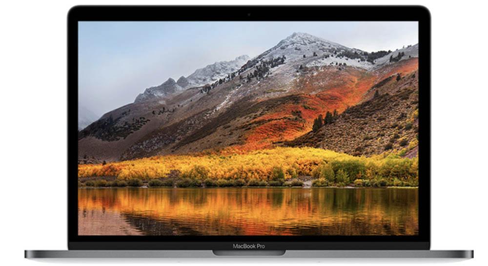 Apple sort une mise à jour corrective de macOS High Sierra