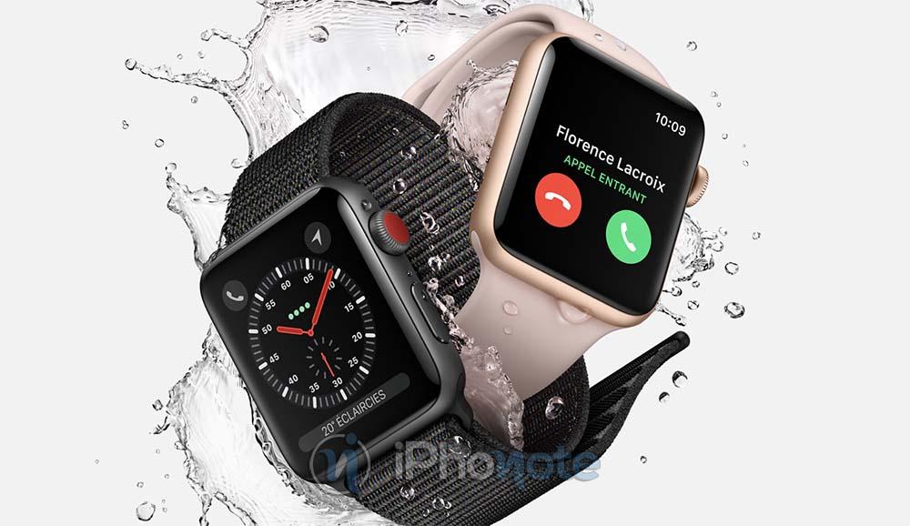 L'Apple Watch Series 3 est déjà un succès