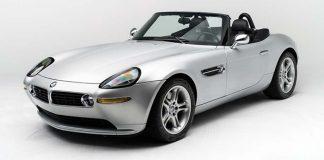 La BMW Z8 de Steve Jobs sera bientôt vendue aux enchères