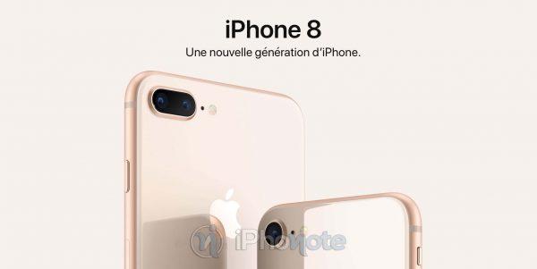 Le plus réussi de l'histoire d'Apple selon les analystes — IPhone X