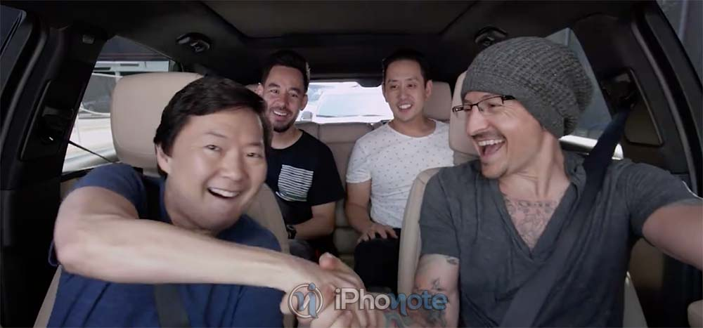 Carpool Karaoke : l'épisode avec Chester Bennington (Linkin Park) est disponible