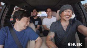 Carpool Karaoke : l'épisode avec Chester Bennington (Linkin Park) sera gratuit