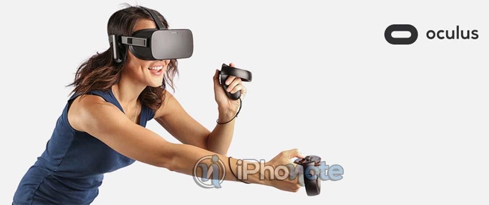 Fnac : baisse de prix sur l'Oculus Rift + deux Manettes Touch