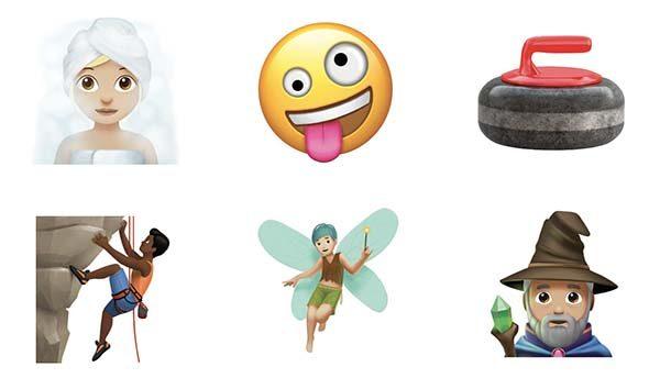 Sur iPhone et iPad il y aura de nouveaux emoji