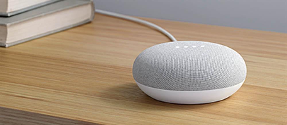 Fnac : Google Home Mini disponible en pré-commande à 59€