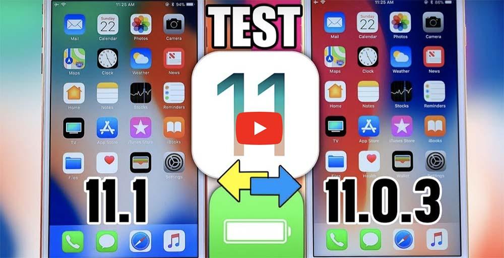 iOS 11.1 devrait corriger le problème d'autonomie de l'iPhone
