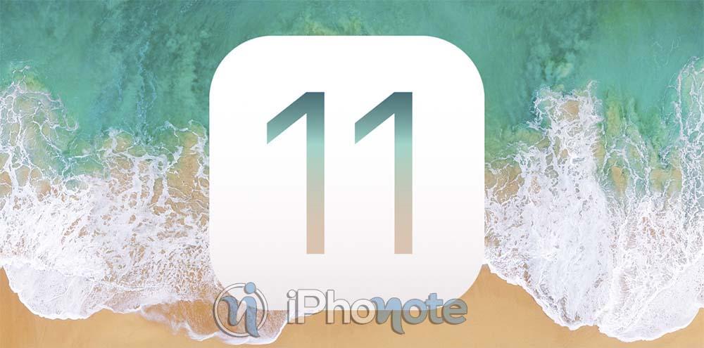 iOS 11.2 bêta 1 : voici la liste de toutes les nouveautés